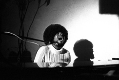 American musician Billy Preston in 1971