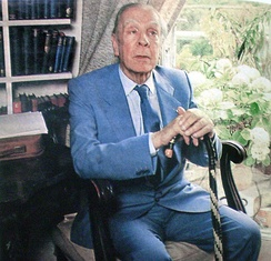 Borges in 1976