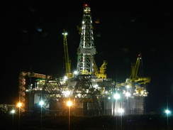 The Port of Brownsville constructed the Ocean Onyx deepwater rig in 2013[87]