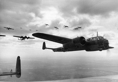 Do 17 Z-2s over France, summer 1940[44]