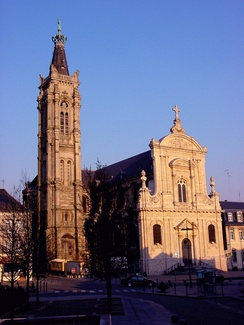 The Cathedral of Our Lady