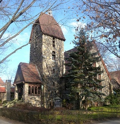 The Church-in-the-Gardens in Forest Hills Gardens