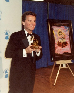 Dick Clark, inducted in 1993