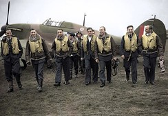 Pilots of No. 303 Polish Fighter Squadron won fame in the Battle of Britain
