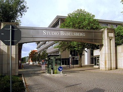 The Babelsberg Studio near Berlin was the first large-scale film studio in the world and the forerunner to Hollywood. It still produces movies every year.