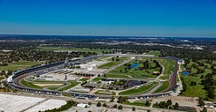 The Indianapolis Motor Speedway has the largest seating capacity of any venue in the world.