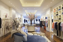 A look into N.Peal's Madison Avenue Store, New York