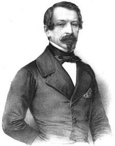 Louis-Napoléon Bonaparte in 1848