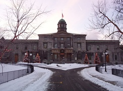 McGill University is an institution of higher learning in Montreal, Quebec, Canada and one of two Canadian members of the Association of American Universities.