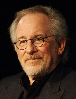 Steven Spielberg was instrumental in the financing and production of several of Kurosawa's final films. Spielberg at his masterclass at the Cinémathèque Française in 2012.