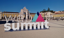 Lisbon is the home of Web Summit, the largest tech event in the world.