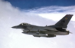 F-16CJ Block 50C (91-0347) from the 77th Fighter Squadron