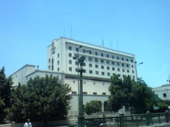 Headquarters of the Arab League, Cairo.