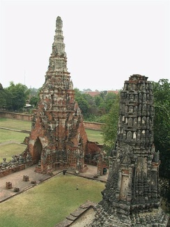 April 7: Ayutthaya is sacked by the troops of the Burmese Konbaung Dynasty