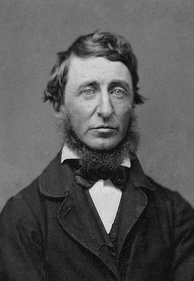 Henry David Thoreau: Must the citizen ever for a moment, or in the least degree, resign his conscience to the legislator?