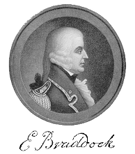 Major General Edward Braddock launched a military expedition aimed at capturing the French Fort Duquesne.