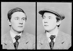 Raymond Callemin was a prominent member of the Bonnot Gang; he was executed by guillotine.