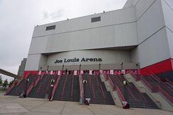 Joe Louis Arena was the site of the 1980 Republican National Convention