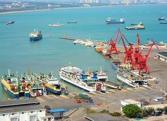 Haikou Xiuying Port