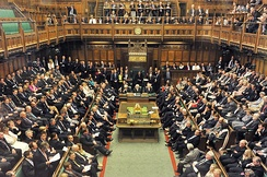 The House of Commons is the most important body in the UK constitution. Its Members of Parliament are democratically elected by constituencies across the UK, and the parties who have a majority in the Commons form the UK government.