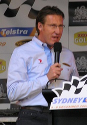 Mark Skaife, five-time series champion and leader of the New Generation V8 Supercar project