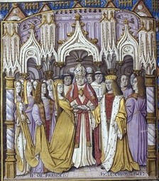 Marriage of Henry V to Catherine of Valois