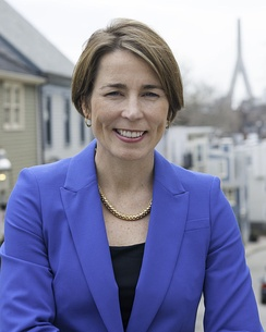 Healey's campaign portrait