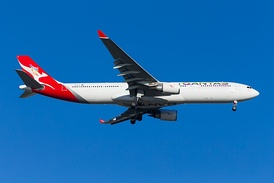 In 2017 Qantas displayed its Mardi Gras sponsorship on an Airbus A330-300, dubbed the Gay330 or PrideRoo.[62]