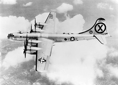 RB-29 similar to planes of 23d and 31st Reconnaissance Squadrons