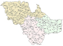 South Prussia 1795–1806 administrative map with departments, districts and all towns.jpg