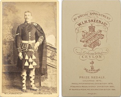 Unknown Lance Corporal of the Argyll and Sutherland Highlanders, Colombo, Ceylon