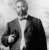 William Seymour, leader of the Azusa Street Revival