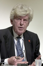 Wim Duisenberg, first President of the ECB