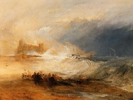Wreckers Coast of Northumberland, c. 1836, oil on canvas, Yale Center for British Art