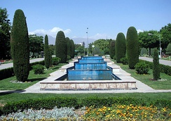 Laleh Park, Tehran