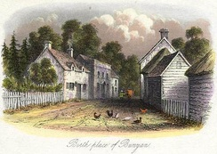 Bunyan's High Street cottage