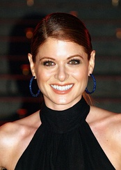 Debra Messing, Outstanding Lead Actress in a Comedy Series winner