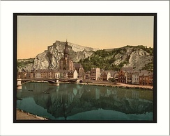 A near-contemporary view of Dinant