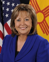 Susana Martinez, first elected Latina Governor in the United States