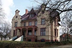 Mansion colony Neubabelsberg: Truman-Villa