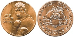 Congressional Gold Medal in 1982
