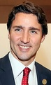 Justin Trudeau PC MP, BEd. 1998, Canada's 23rd and current Prime Minister of Canada