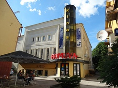 Romuva Cinema, the oldest still operational movie theater in Lithuania