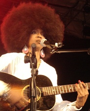 Lauryn Hill was one of the most successful hip hop female artists of the 1990s.