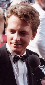 Fox at the 40th Primetime Emmy Awards in August 1988