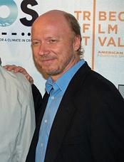 Paul Haggis, who co-wrote the scripts for Casino Royale and Quantum of Solace