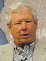 "Richard Thaler (MA 1970; PhD 1976; Assistant Professor, Simon Business School), Father of behavioral economics, recipient of the 2017 Nobel Memorial Prize in Economic Sciences ""for his contributions to behavioural economics,"" Charles R. Walgreen Distinguished Service Professor of Behavioral Science and Economics, Director of the Center for Decision Research, The University of Chicago Booth School of Business"