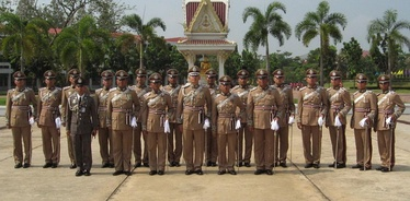 RPCA officers, Royal Police Cadet Academy