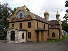 St. Tikhon's Orthodox Monastery in South Canaan, Pennsylvania