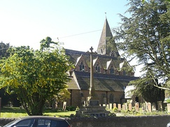 Parish church of St Michael